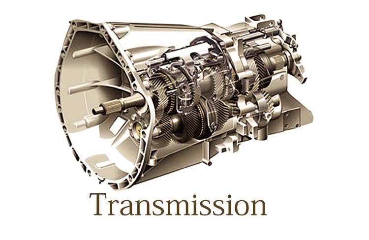 クラシックカー整備、トランスミッションのO/H、トランスミッション載せ替え